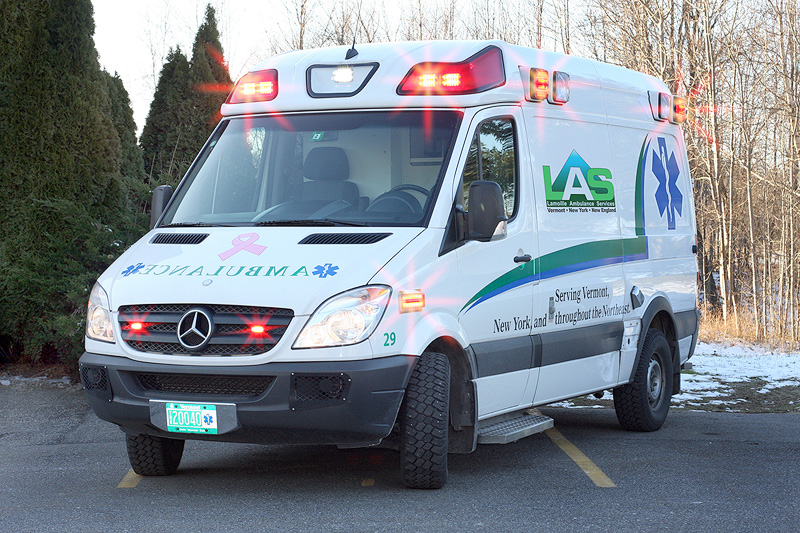 Help Wanted at Lamoille Ambulance